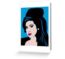 The Amy Collection Greeting Card
