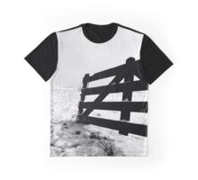 Open fench Graphic T-Shirt