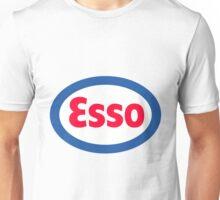 Esso Racing Oil F1 Motocross Unisex T-Shirt
