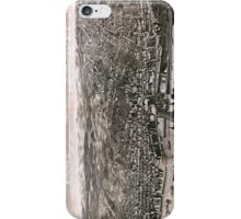 Albany - New York - 1879 iPhone Case/Skin