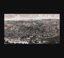 Albany - New York - 1879 One Piece - Short Sleeve