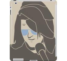 Mitch Hedberg iPad Case/Skin