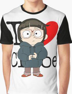 I Love Chloe Graphic T-Shirt