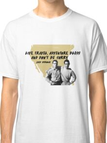 On the Road - Jack Kerouac Classic T-Shirt
