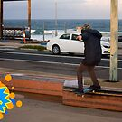 Nollie 180 To Tail-Slide by reflector