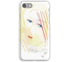 Soft painting 037 iPhone Case/Skin