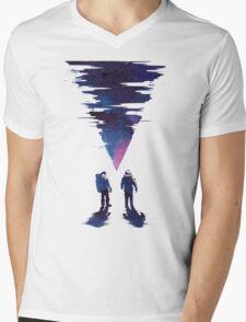 The thing Mens V-Neck T-Shirt
