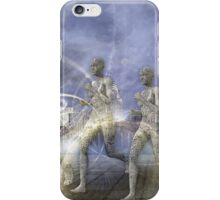 The Human Race iPhone Case/Skin