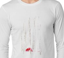 There's nowhere to run Long Sleeve T-Shirt