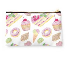 Sweets tasty print Studio Pouch