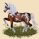 Magnificent Stallion by LoneAngel