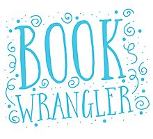 Book wrangler Photographic Print