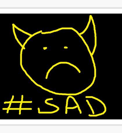 I'm Sad Sticker