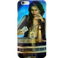 DUKKERIN' ... fortune teller iPhone Case/Skin