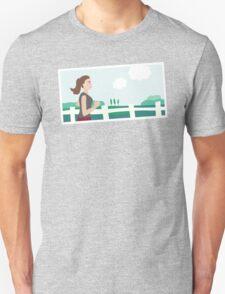 Fresh Air Runner Unisex T-Shirt