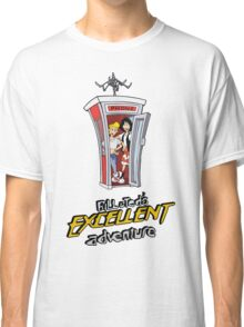 Bill and Ted's Excellent Adventure Classic T-Shirt