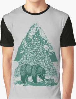 Teddy Bear Picnic Graphic T-Shirt