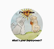 What's your Superpower? Womens Fitted T-Shirt