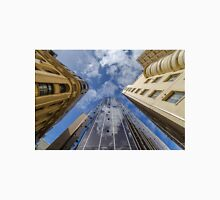 Looking up in Melbourne Unisex T-Shirt