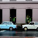 Budapest Lada by Lee Whitmarsh