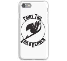 FairyTail - Guild Member iPhone Case/Skin