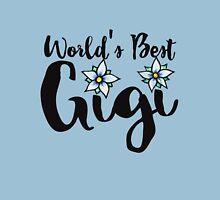 World's Best Gigi Womens Fitted T-Shirt