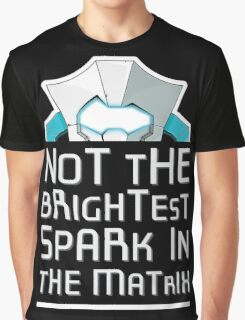 Tailgate - Not The Brightest Spark Graphic T-Shirt
