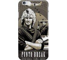 Point break iPhone Case/Skin