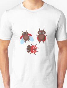 Funny ladybugs  Unisex T-Shirt