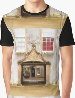 Leith Hall Architectural Details - (Huntly, Aberdeenshire, Scotland) Graphic T-Shirt