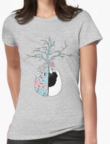 Garden - Halsey Womens Fitted T-Shirt