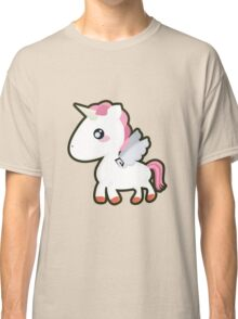 Kawaii Unicorn Classic T-Shirt