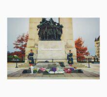 Guarding the National War Memorial - Ottawa Baby Tee