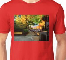 Avenue Cartier - Quebec City Unisex T-Shirt