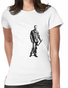 Paul Newman - Cool Hand Luke Womens Fitted T-Shirt
