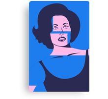 Modern Warhol #2 Canvas Print