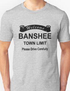 Banshee Logo Unisex T-Shirt