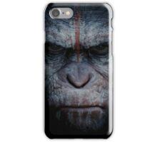 Ape face (version 1) iPhone Case/Skin