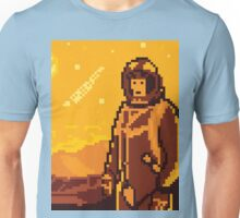 Like Firewatch... but space. Unisex T-Shirt