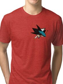 SanJoseSharks Tri-blend T-Shirt