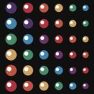 balls in colours by KariS