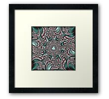 Pastel Pikes... Framed Print
