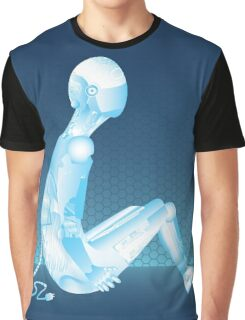 DEEP THOUGHT Graphic T-Shirt