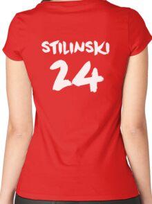 Stilinski 24 Women's Fitted Scoop T-Shirt