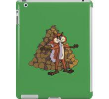 Squirrel ! iPad Case/Skin