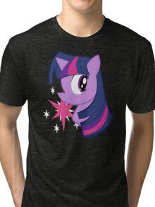 MLP: Twilight Sparkle Tri-blend T-Shirt
