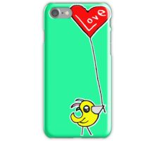 LOVE BIRD iPhone Case/Skin