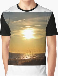 Sun About To Set Graphic T-Shirt