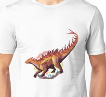 Lexovisaurus (without text)  Unisex T-Shirt