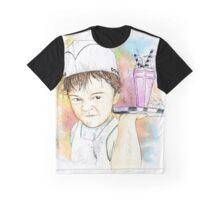 Milkshake Graphic T-Shirt